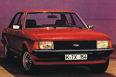 Ford Granada (Mark II) - 1977 / 1985